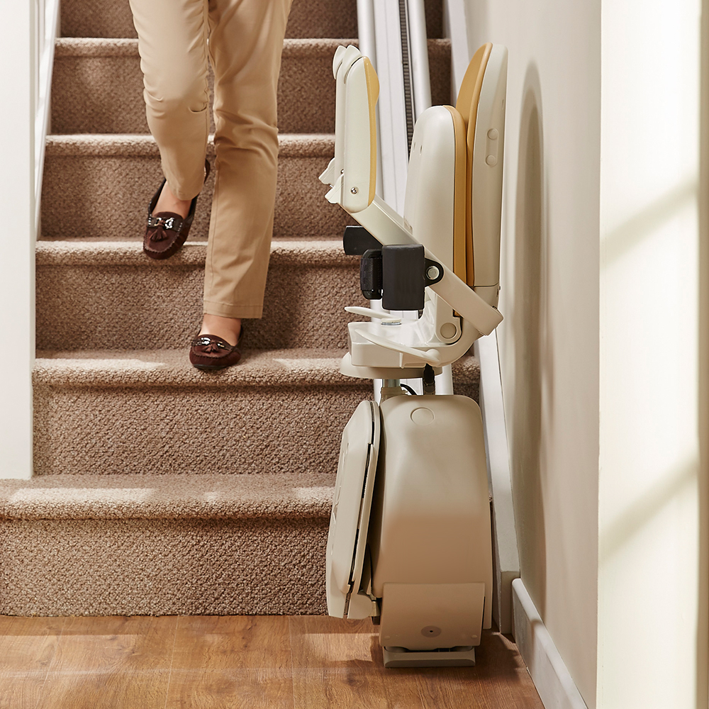 Acorn 130 Straight Stairlift Holt Mobility Centre